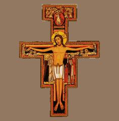 cruz de san damian